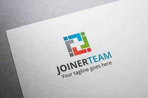 Joiner Team Letter J Logo