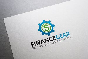 Finance Gear Logo