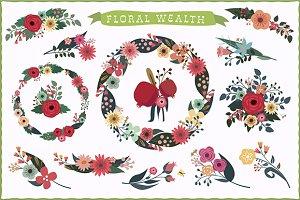 Floral wealth
