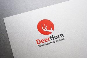 Deer Horn Logo