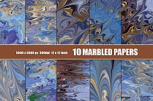 Marbled paper backgrouns abstract