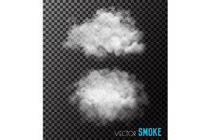 Transparent set of smoke vectors