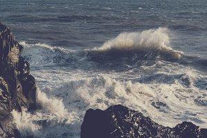 Ocean and Shore #09