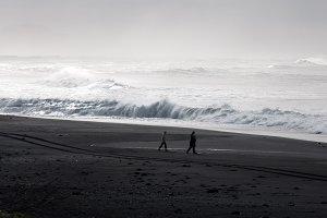 Ocean and Shore #13
