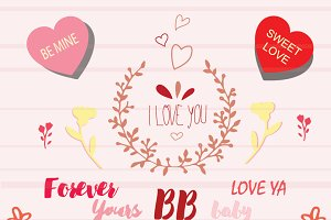 VALENTINES LOVE BUNDLE-