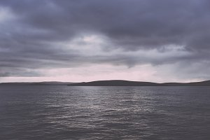 Ocean and Shore #17