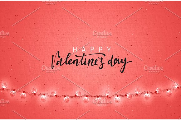 Happy Valentines Day Greeting Cards Holiday