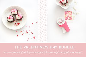 Valentines Day Stock Photo Bundle