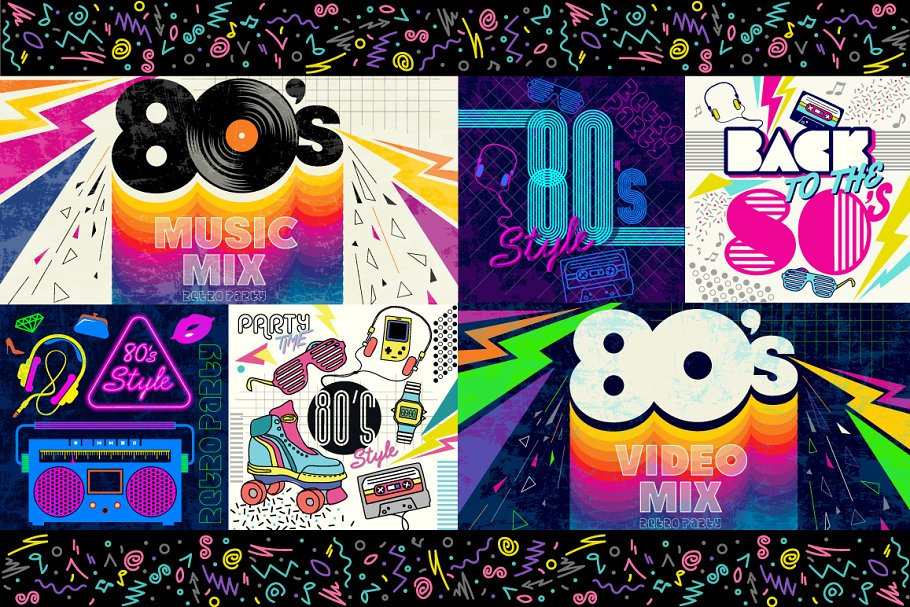 80's music and video mix