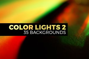 Abstract light & color landscapes 2