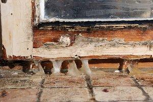 wooden casement mold