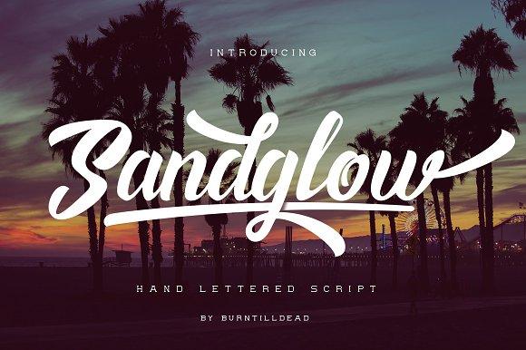Sandglow
