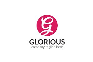 Glorious Letter G Logo
