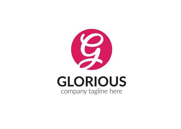 Glorious Letter G Logo