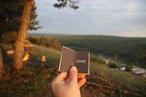 Explore Exploration Journey or Travel idea.