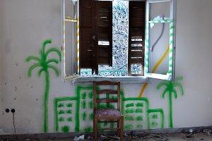 City Broken Window