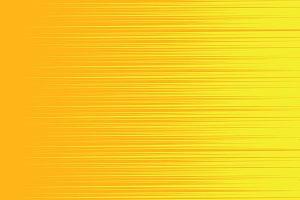 Orange yellow horizontal shading background retro