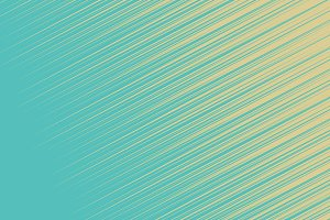 Turquoise hatch retro background