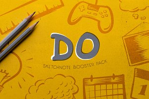 Do: Sketchnote Booster Pack