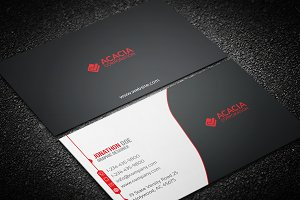 Shondor Business Card