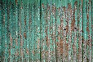 Old Corrugated Iron