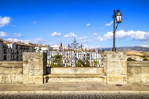 Bridge of Ronda, Malaga, Spain