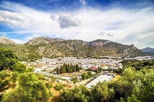 Ubrique, Sierra de Grazalema, Cadiz