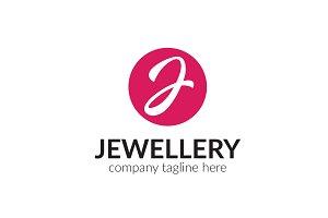 Jewellery Letter J Logo