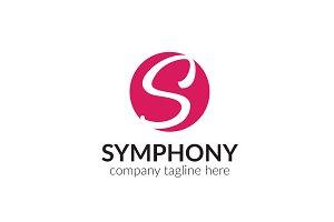 Symphony Letter S Logo