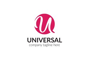 Universal Letter U Logo