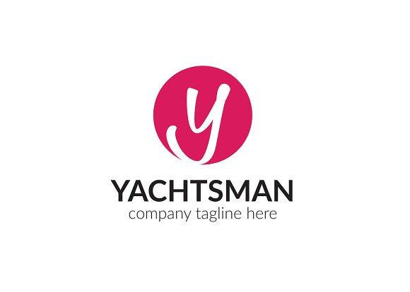 Yachtsman Letter Y Logo