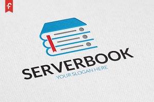 Server Book Logo