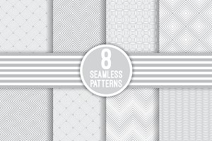 Geometrical seamless backgrounds