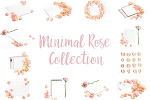 Minimal rose collection
