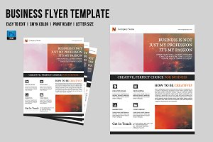 Creative Business Flyer-V483