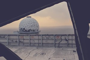 Teufelsberg Listening Station #06