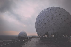 Teufelsberg Listening Station #05