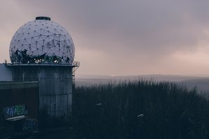 Teufelsberg Listening Station #04