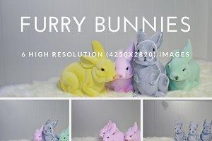 Furry bunnies bundle