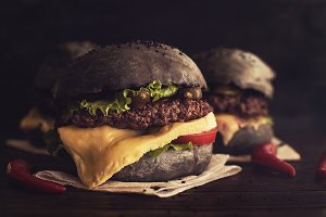 Big Black burger