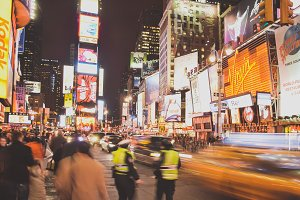 New York - Time Square #05