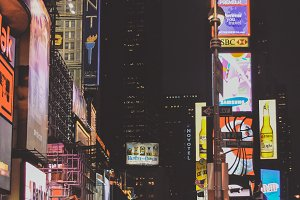 New York - Time Square #03