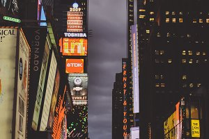 New York - Time Square #01