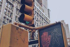 New York - Street Life #01