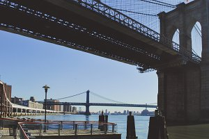 New York - Brooklyn Bridge #05