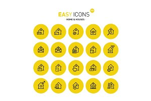 Easy icons 03c Home