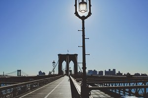 New York - Brooklyn Bridge #06