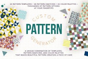 Custom Pattern Generator
