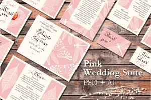 Pink Wedding Suite