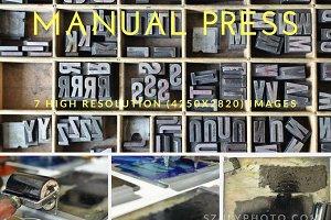 Manual Press Bundle
